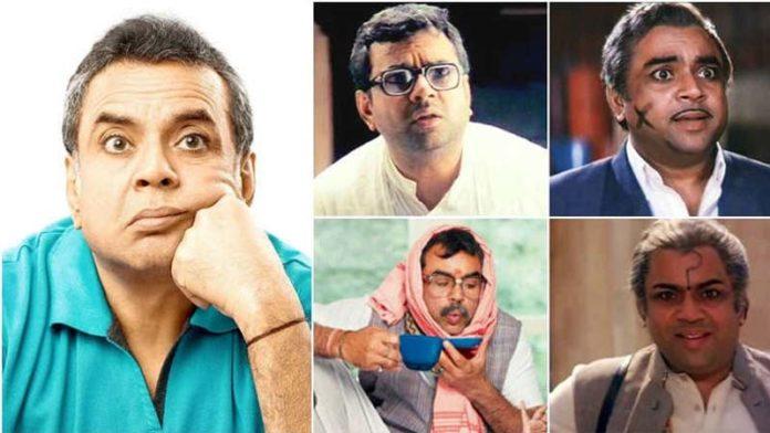 Paresh Rawal Aka Baburao Ganpatrao Apte Performances Who Made Us Laugh Really Hard