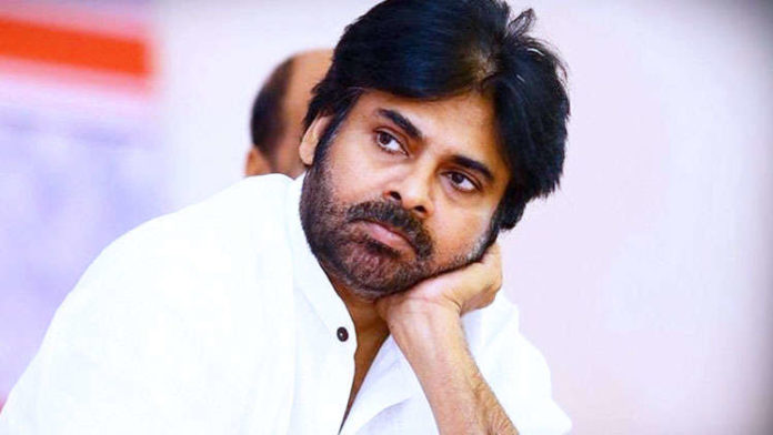 Pawan Kalyan who was spotted in Delhi ignites rumours of Jana Sena Party and BJP alliance
