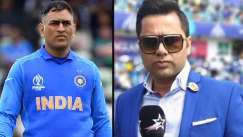 People even abused my kids: Aakash on not including Dhoni in his T20 WC squad
