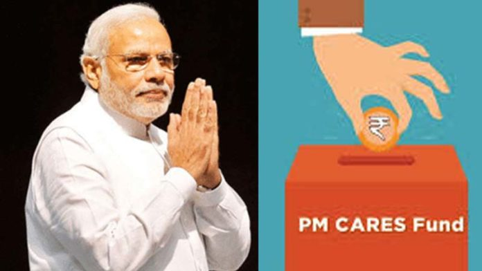 PM urges citizens to contribute to PM-CARES Fund for fight against coronavirus