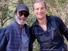 Protest against Rajinikanth on filming Man vs Wild in Bandipur