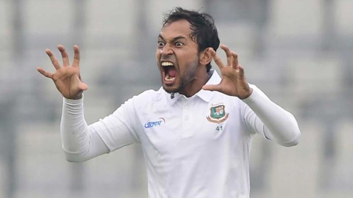 Rahim surpasses Tamim Iqbal to become B'desh's leading Test scorer