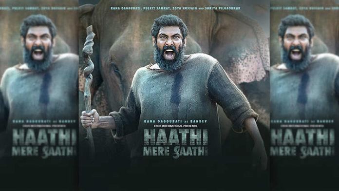 Rana Daggubati Starrer Haathi Mere Saathi's Release Date Postponed Due To The Coronavirus Pandemic