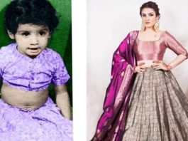 Raveena Tandon Then and Now Look: Story With Love For Lehengas