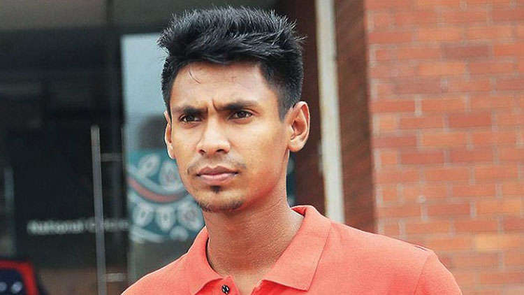 'Remember us in your prayers', Tweets Mustafizur Rahman Before Leaving To Pakistan