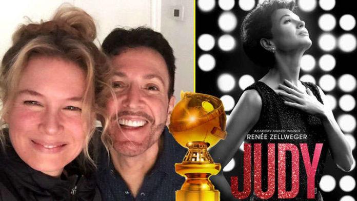 Renee Zellweger Wins Best Actress – Drama At The Golden Globes!
