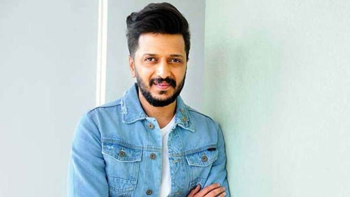 Riteish Deshmukh describes himself to be a secure person