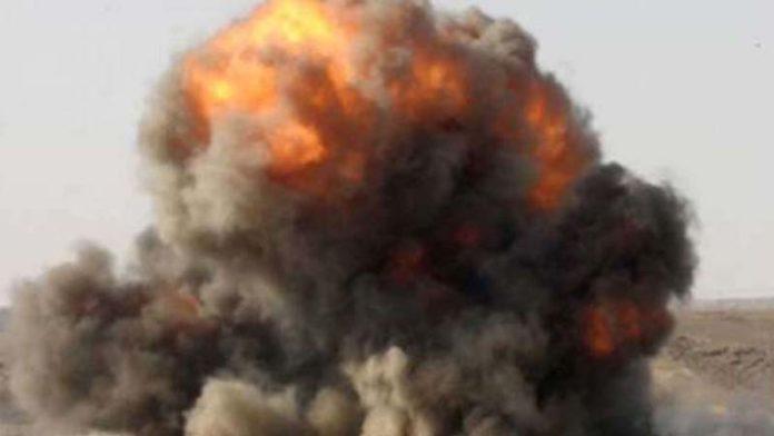 Rocket falls near Iraqi base housing U.S. troops: Police