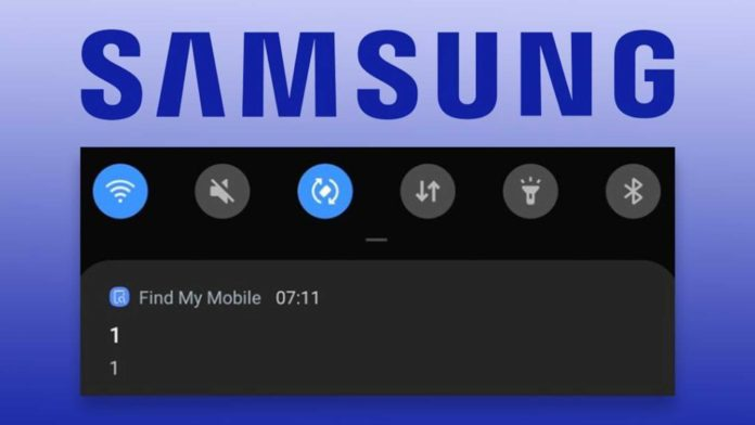 Samsung confirms it mistakenly sent notification reading just '1' to Galaxy users