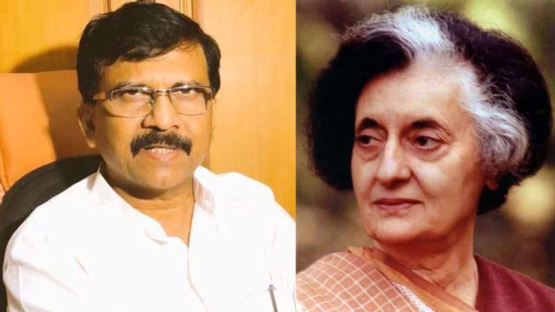 Sanjay Raut withdraws 'Indira met don' remark, says 'Cong need not feel hurt'