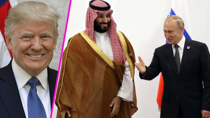 Saudi and Russia are going to make a deal to end price war soon: US President Donald Trump
