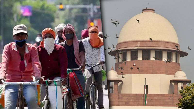 SC to Centre, states: Transport migrants to their native places within 15 days