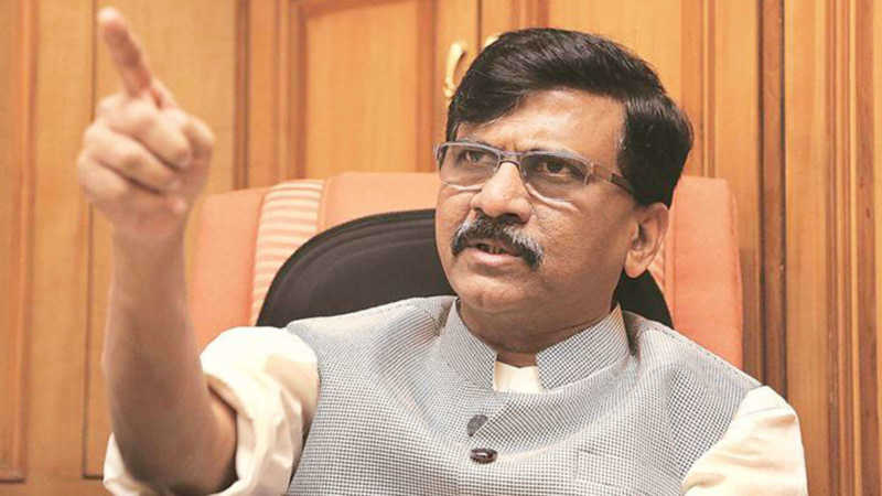 Sena won't side with BJP even if offered Indra's throne: Sanjay Raut