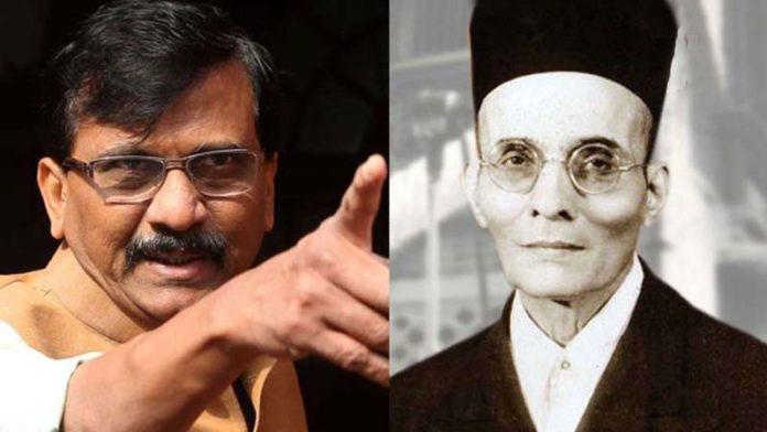 Send those opposing Bharat Ratna for Savarkar to Andaman jail once: Raut