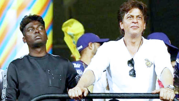 Shah Rukh Khan to work with Bigil and Mersal director Atlee for a new project?