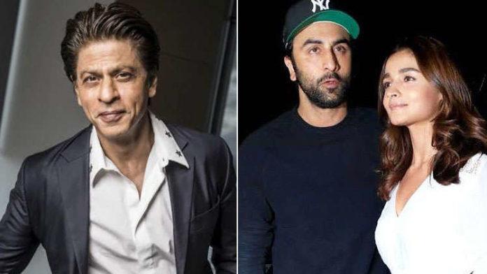 Shah Rukh Khan begins filming for Brahmastra starring Alia Bhatt and Ranbir Kapoor