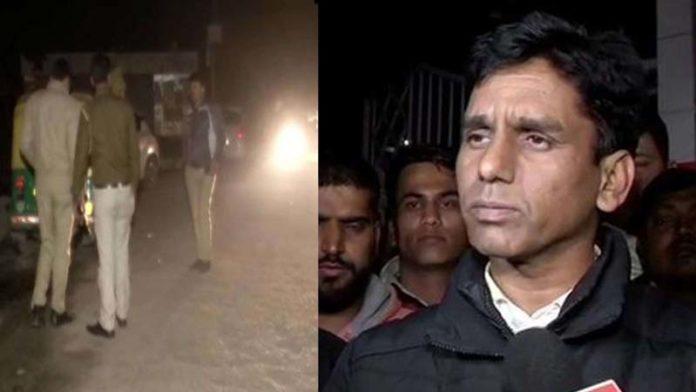 Shots fired at AAP MLA Naresh Yadav's vehicle, 45-year-old volunteer dead