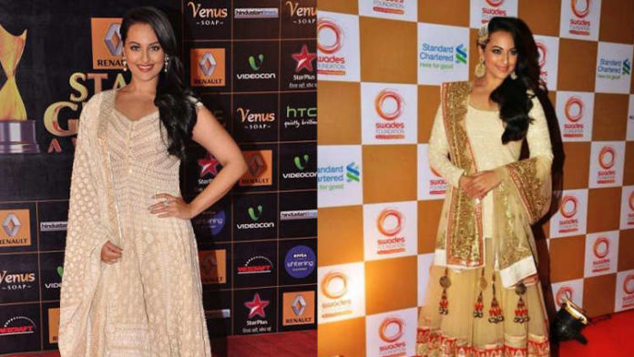 Sonakshi Sinha Traditional Outfits Will Inspire You
