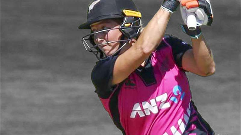 Sophie Devine becomes 1st ever cricketer to hit 5 straight 50+ T20I scores