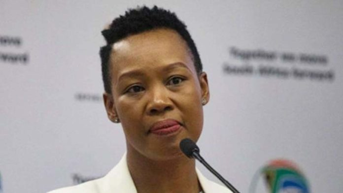 South African minister suspended for breaking lockdown rules : COVID-19