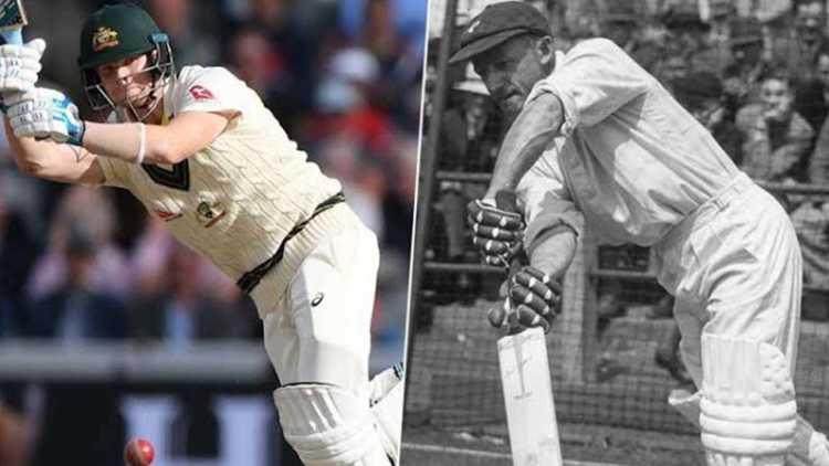 Steve Smith breaks Sir Don Bradman's Test tally record