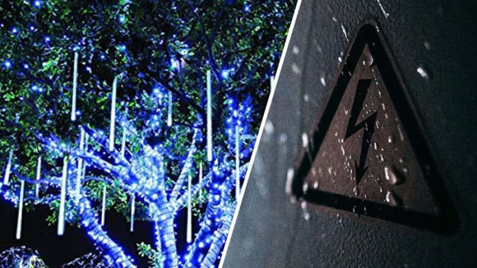 System created that can produce electricity for 100 LED bulbs from a raindrop
