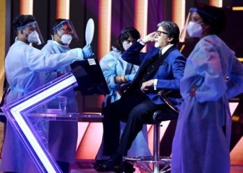 Amitabh Bachchan Finally Shoots For The Latest Season Of Kaun Banega Crorepati