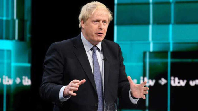 Twitter says UK PM Johnson's party misled public with 'factcheck' account