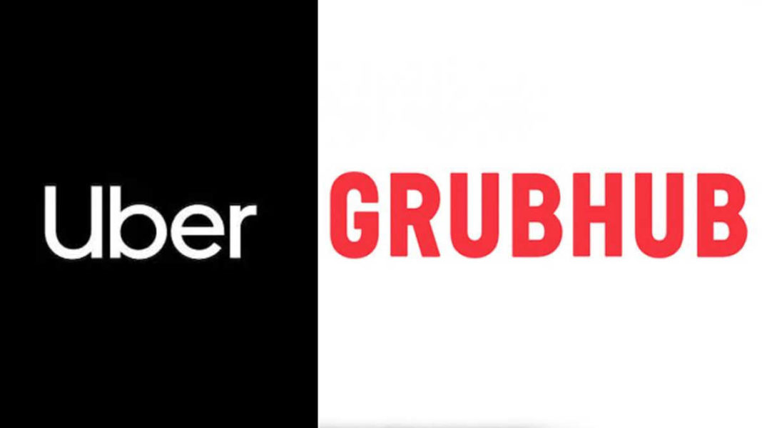 Uber approaches food delivery startup Grubhub with takeover offer