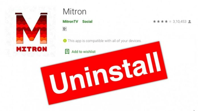 Uninstall Mitron app, it can put personal information at risk: Maharashtra Cyber Cell
