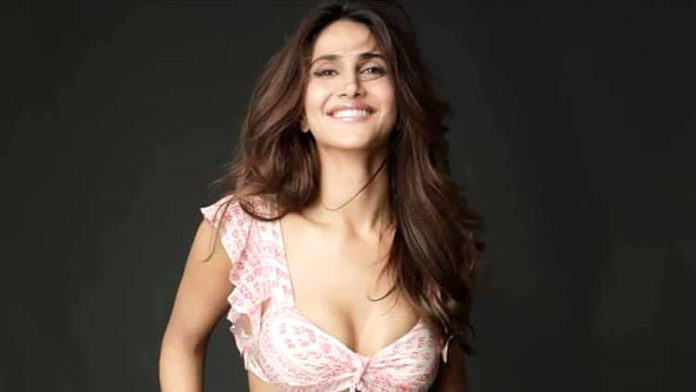 Vaani Kapoor has been sued for wearing revealing outfit with Ram written on it