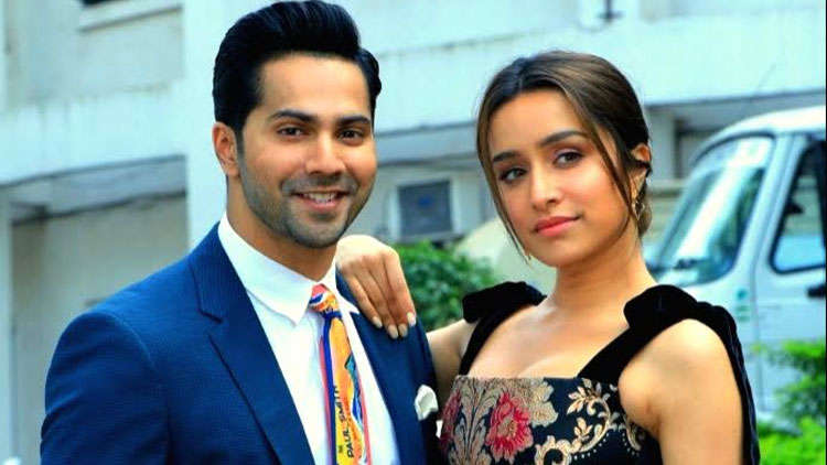 Varun Dhawan Confesses He Had A Crush On Shraddha Kapoor Back In the School Days