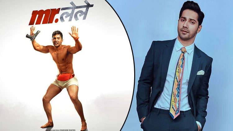 Varun Dhawan To Play Maharashtrian Character In His Next Film Mr. Lele