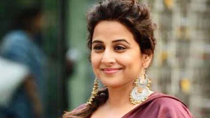Vidya Balan Makes THIS Shocking Statement About Male Actors