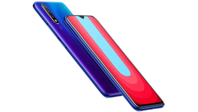 Vivo U20 with 5000mAh battery launched in India at Rs 10,990