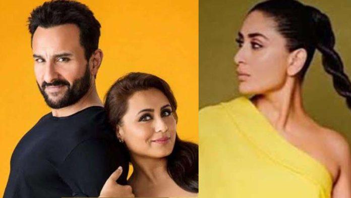 What Rani Mukerji advised to Saif when he was dating Kareena Kapoor Khan?