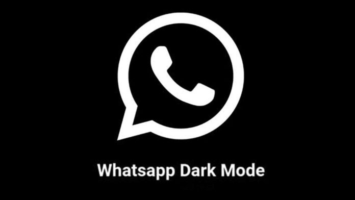 WhatsApp announces dark mode for Android, iOS users worldwide