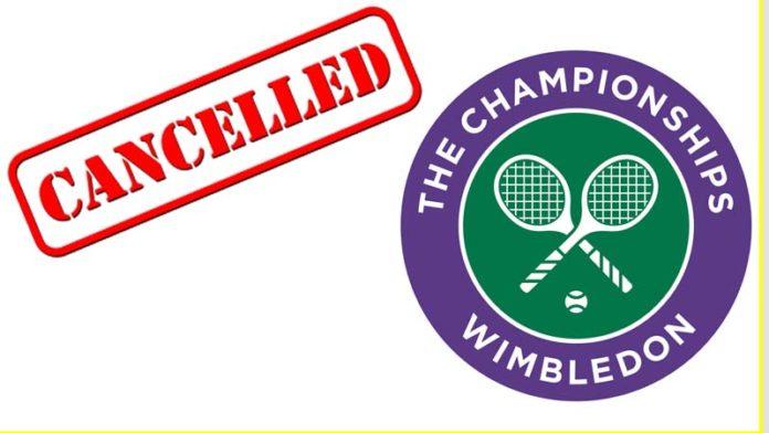 Wimbledon cancelled for first time since World War II due to coronavirus pandemic