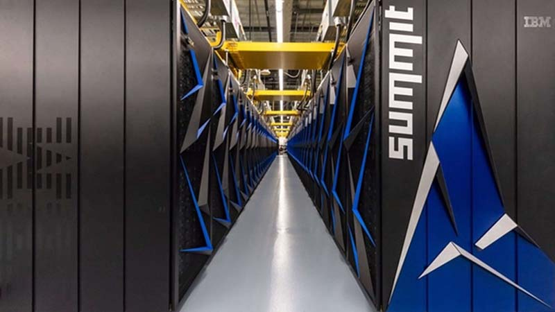 World's fastest supercomputer identifies chemicals that can stop COVID-19 spread