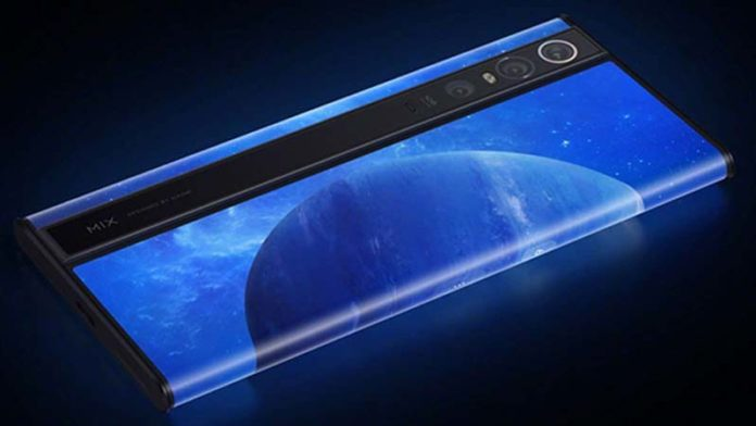 Xiaomi foldable phone with 5 pop-up cameras could launch soon