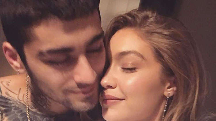 Gigi Hadid CONFIRMS she's back with Zayn Malik on Valentine's day