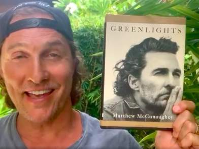 Matthew Mcconaughey Does Not Consider Himself A Victim Of Sexual Abuse
