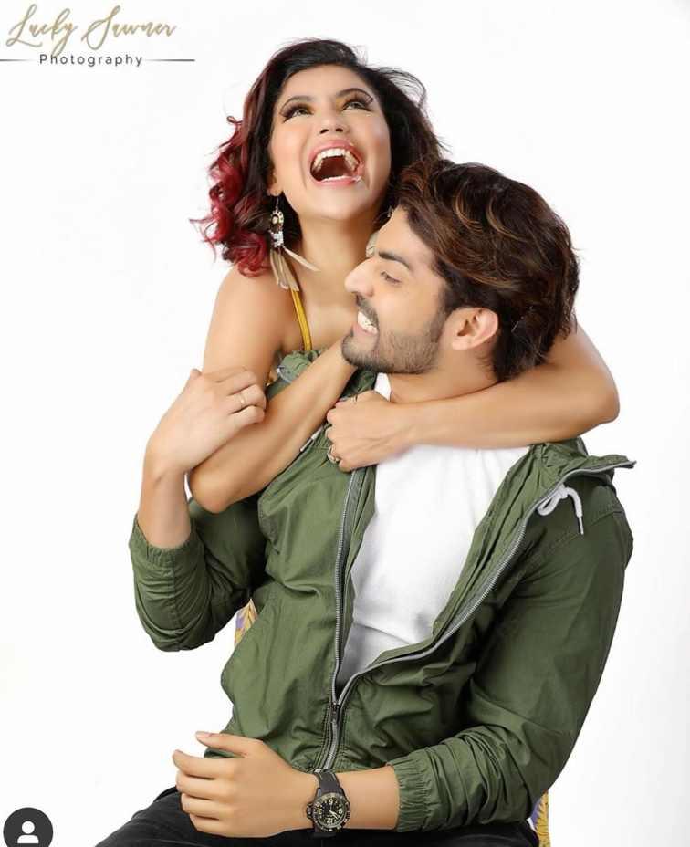 Gurmeet Choudhary And Debina Bonnerjee Tests COVID Positive
