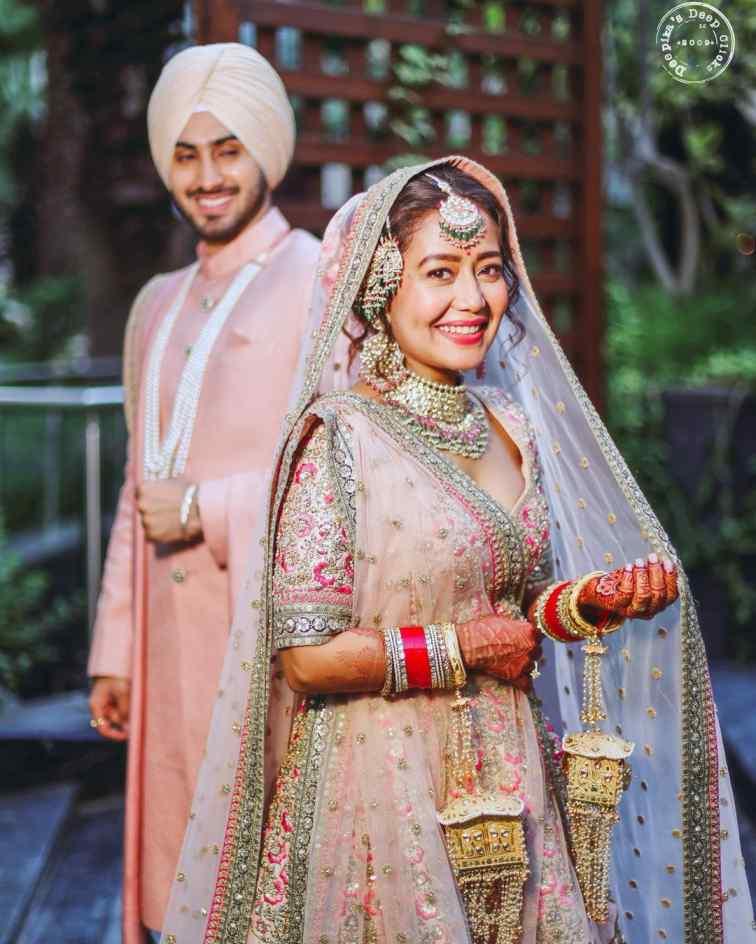 Neha Kakkar Includes 'Mrs Singh' Besides Her Name After Wedding