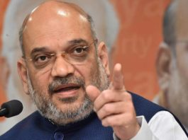 Amit Shah is back