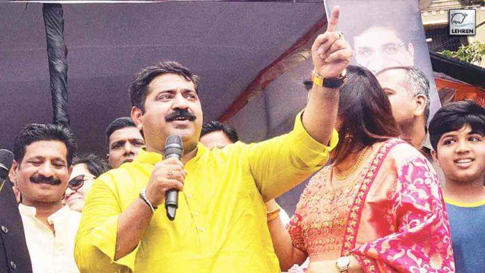 BJP blasts CM