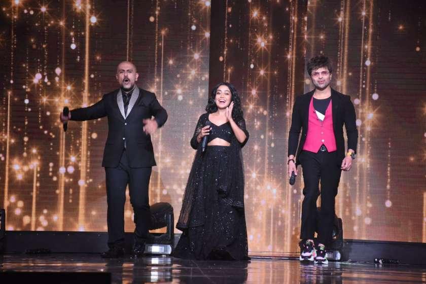 Vishal Dadlani, Neha Kakkar And Himesh Reshammiya Are Back On The Latest Edition Of Indian Idol