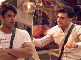 Eijaz Khan Get Into A Heated Argument With Sidharth Shukla