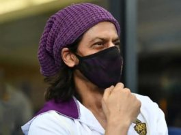 Shah Rukh Khan Shouts His Famous Dialogue From The Stands During Kolkata and Chennai Clash