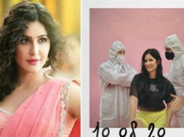 Katrina Kaif Is Back To Work; Shares Pictures From The Sets